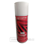 RED červený penetrant 400ml