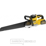 DCS397T2 Aku pila Alligator 430mm, 54V, 2x 2,0Ah DeWALT FLEXVOLT