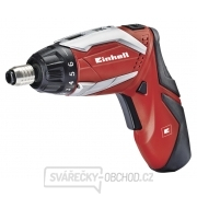 Šroubovák aku TE-SD 3,6 Li Kit Einhell Red