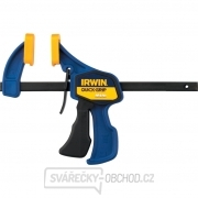Jednoruční svěrka QUICK-GRIP MINI 150 mm - 2 ks