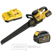 DCS398T2 Aku pila Alligator 430 mm 54V, 2x 6,0 Ah XR Li-Ion DeWALT FLEXVOLT
