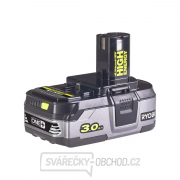 Ryobi RB18L30 18 V lithium iontová HIGH ENERGY baterie 3 Ah ONE+