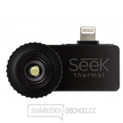 Termokamera Seek Thermal Compact iOS SK1001IO, 206 x 156 pix