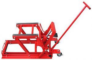 ProAuto Paralelogramový hydraulický pojízdný zvedák pro motocykly ZD