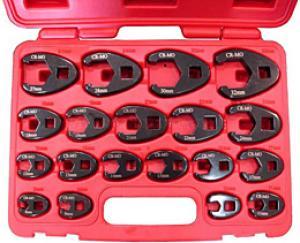 Genborx Sada otevřených maticových klíčů 210-69007E