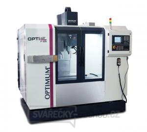 CNC frézka OPTImill F 105