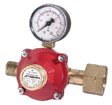 Rothenberger - regulátor tlaku PB s manometrem